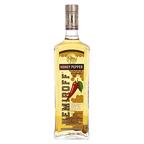 Nemiroff Honey Peppar Flavoured Vodka 40% Vol. 1L - 1000 ml