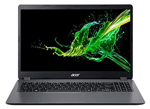 Notebook Acer Aspire 3 A315-56-35ET 10ª Intel Core i3 8GB 512GB SSD 15,6' Windows 10 - Cinza