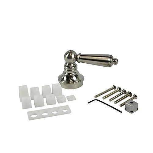 DANCO Faucet Lever Handle, Brushed Nickel, 1-Pack (89253)