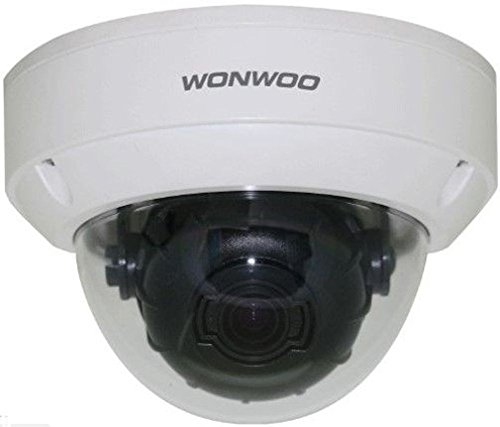"Buy Wonwoo MP-032NA HD Indoor Dome Camera, 1/2.9 Sony ""Exmor"" CMOS 2.3 Megapixel Sensor, 3x Opt..."