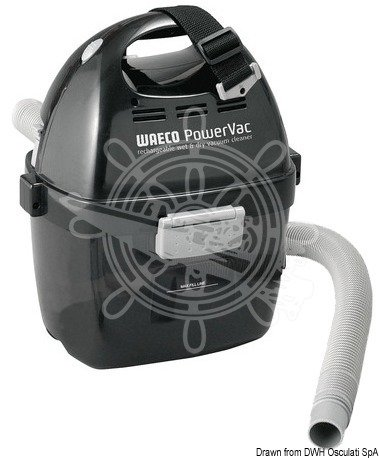 Dometic WAECO draagbare stofzuiger 12 V