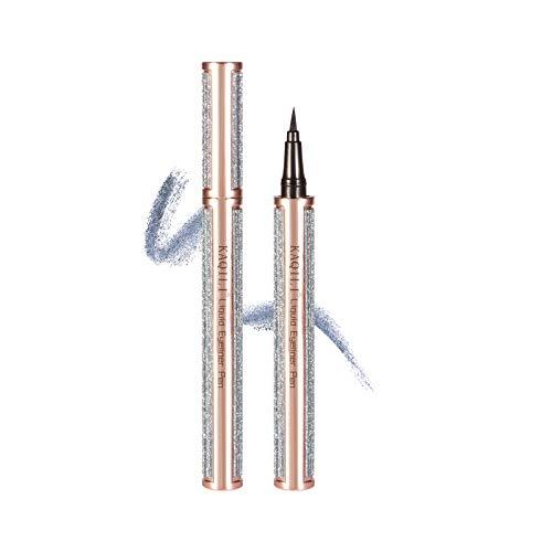 ONLYOILY Wasserdichter schwarzer flüssiger Eyeliner-Stift bilden Schönheits-Augen-Zwischenlagen-Bleistift ,langanhaltenden Lidstrich