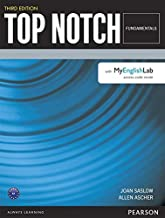 Top Notch Fundamentals Student Book with MyEnglishLab (3rd Edition)