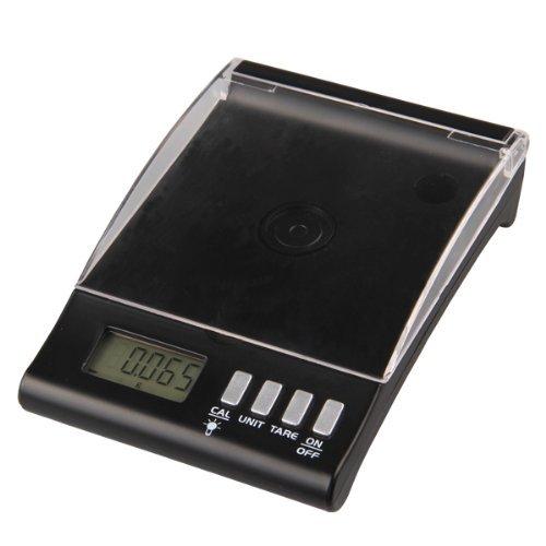 Balanza Bascula Digital Peso 30g×0.001g LCD Retroiluminada De Precisión