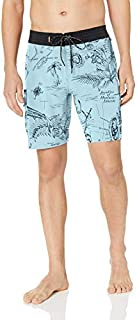 Quiksilver Waterman Men's Angler 20 Boardshort Swim Trunk Cerulean 31 [並行輸入品]
