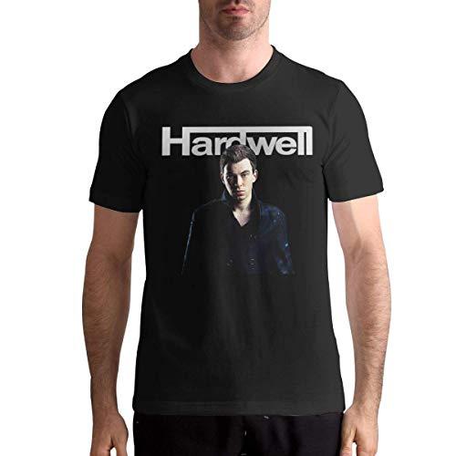 Sportswear Herren Kurzarmhemd, Hardwell T Shirt Sports Mens Tops Short Sleeve Tee