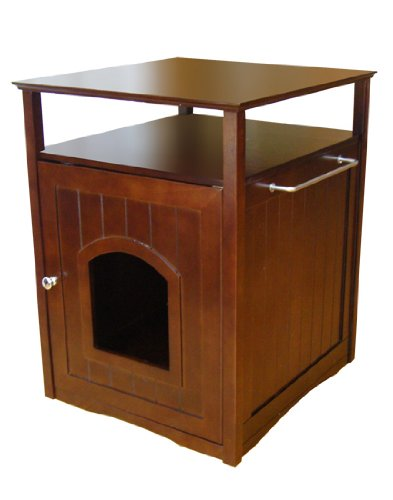 Merry Pet Cat Washroom/Night Stand Pet House