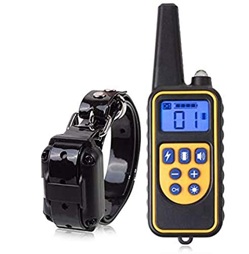 Anuey Dog Training Clothes Tie Remote Control, Electric Collar Pet...