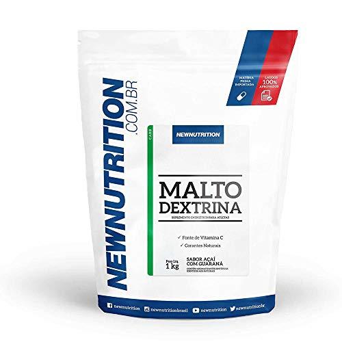 Maltodextrina 1kg Açaí NewNutrition