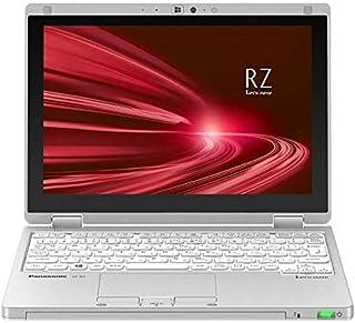 パナソニック ノートパソコン Let''s note RZシリーズ シルバー CF-RZ8HDEQR