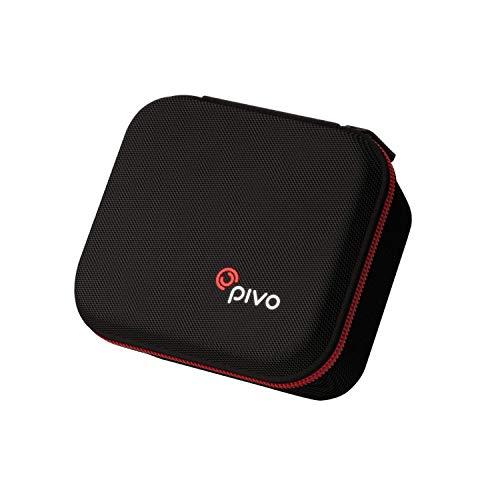 Pivo Travel Hülle - Tragbare Tasche Pod Official Accessory - Harte Schutzhülle mit individuellem Platz für deinen Pod & die Fernbedienung - Extra Platz für Ladekabel und Handbuch