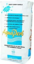 Imerys AquaPerl-12B AquaPerl Perlite Filter Media for Swimming Pools 12lbs (Pack of, White