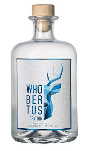Whobertus Bayerischer Dry Gin (1 x 0.5 l)