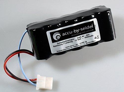 Batterie/Akkupack 4500mAh hochstromfähig geeignet für Saxonette, Spartamet, Sachs mit E-Starter