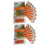 STIHL Polycut 2-2 espèce RARE pour FSA 45 coupe-herbe 2 paquets (16 pièces)
