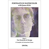 Crystal Productions CP0166 Portraits In W/C- 1: Elements of Design Grade [並行輸入品]