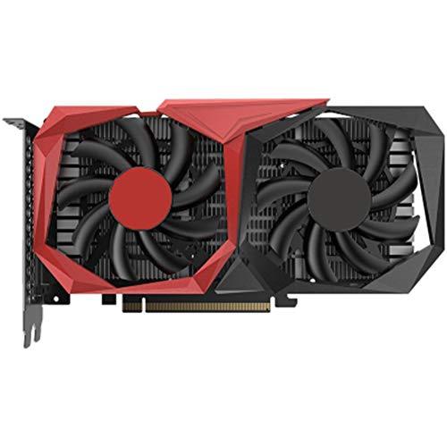 WAN Grafikkarten GeForce GTX 1650 NB 4G Nvidia-Grafikkarte 1485MHz + GDDR5 + 4GB + CUDA Cores 896 + DP + HDMI + DVI