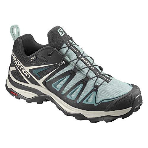 Salomon Damen Shoes X Ultra Wanderschuhe, Mehrfarbig (Eisiger Morgen/Meadowbrook/Vanilleeis), 40 EU