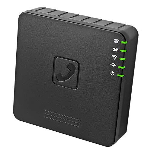 Amadon WLAN-Router WLAN-Repeater SIP-Internet-Telefon Voice-Gateway Voip 300 Mbit/S WLAN-Router 2,4-Ghz-Bandsignal-Extender 2 RJ45-Ports 2 RJ11-FXS-Ports T.30-Fax Und G.711-Unterstützung TRO69, SNMP