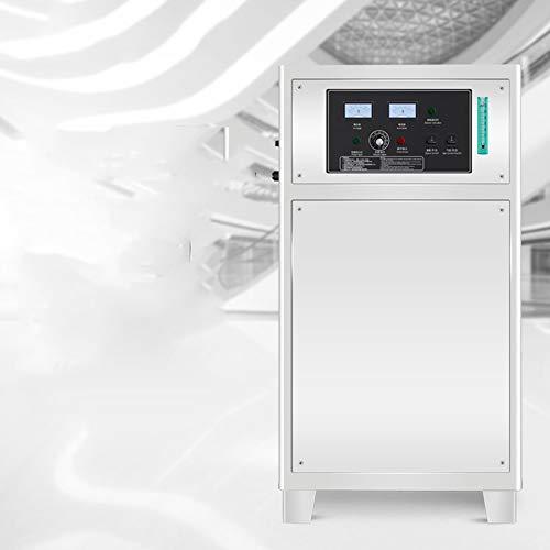 DEAR-JY Generatore di ozono,Produzione di ozono 50 g/h,Generatore Commerciale di Ozono Purificatori d'Aria,Alta concentrazione