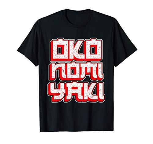 Okonomiyaki para hombres y mujeres - Okonomiyaki Camiseta