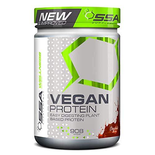 SSA Supplements Vegan Protein 908G Choc Mocha