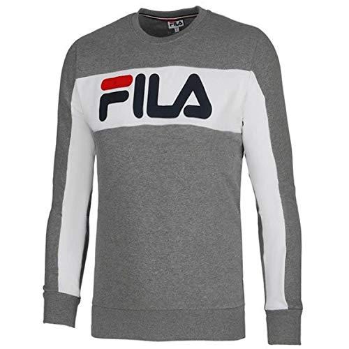 Fila Damen Rita Sweater Pullover grau/Weiss - 40