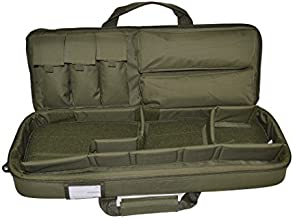 Explorer MJ01 Discrete Tactical Gun Case, Olive Drab Green, One Size