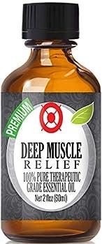 Best deep muscle essential oil Reviews