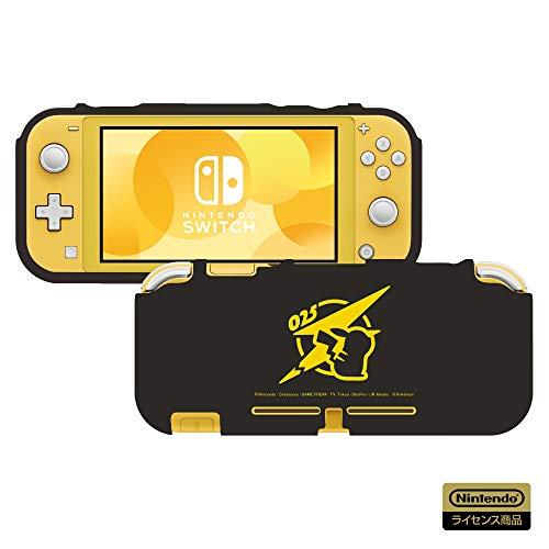 【任天堂ライセンス商品】TPUセミハードカバー for Nintendo Switch ピカチュウ - COOL 【Nintendo Switch...