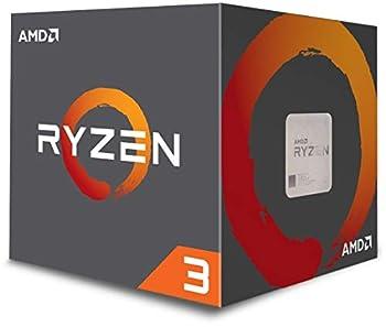 AMD Ryzen 3 1200 Desktop Processor with Wraith Stealth Cooler  YD1200BBAEBOX