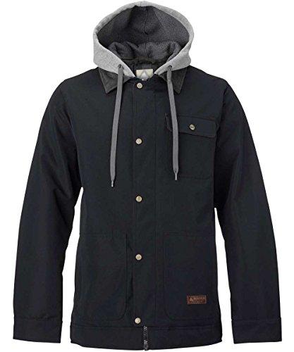 Burton Herren Snowboardjacke Dunmore Jacket, True Black, M, 13067103001