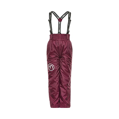 Minymo Skihose Gam 15 Grape Wine