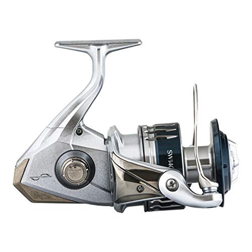 Shimano Saragosa SW A Saltwater Spinning Reel, SRG14000SWAXG
