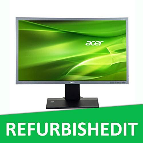 Monitor Acer B243HL 24 pollici LED Pivot / FHD 1920 x 1080 / 1000:1 / 16:9 / Grade A (Ricondizionato)