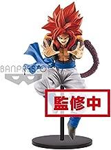 Banpresto BP39120 Dragonball Gt Ultimate Fusion Big Bang Ka-Me-ha-Me-ha Figure, Multicolor