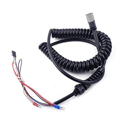 Eastar - Cable para elevadores de tijeras, color negro