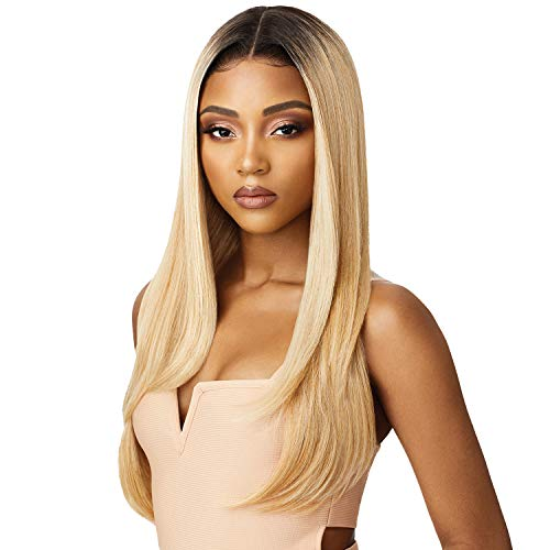 Premium Swiss Lace Front Wig Melted Hairline AALIYAH Ear-to-Ear Soft Lace Pre-attached Elastic band Pre-Plucked (1)