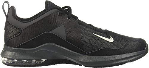 Nike Herren Air Max Alpha Trainer 2 Leichtathletik-Schuh, Black/Anthracite/Anthracite, 44.5 EU