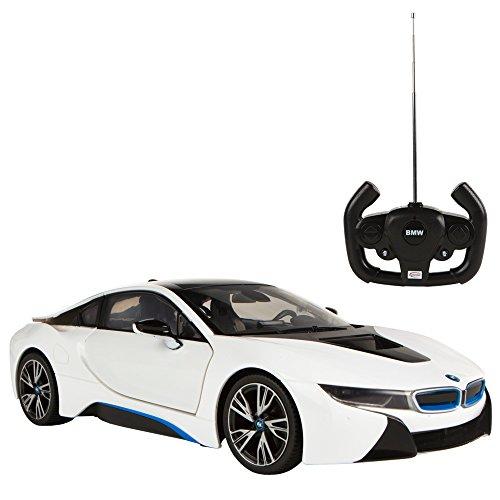 Rastar - Coche teledirigido 1:14 BMW i8 (75891)