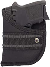 Garrison Grip Custom Fit Woven Pocket Holster Fits Smith & Wesson Bodyguard 380 (W2)