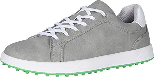 Callaway Women's Del Mar Golf Shoe, Grey, 6.5