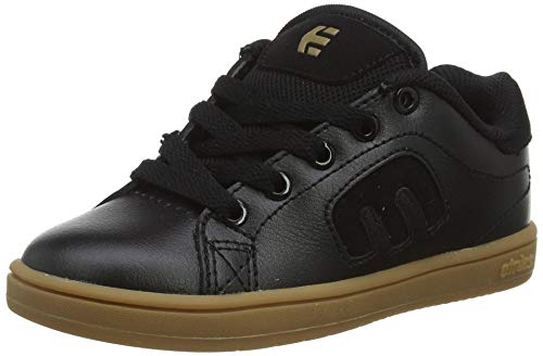Etnies Boys Calli-Cut Skate Shoe, Black/Gum, 11c Medium US Big Kid