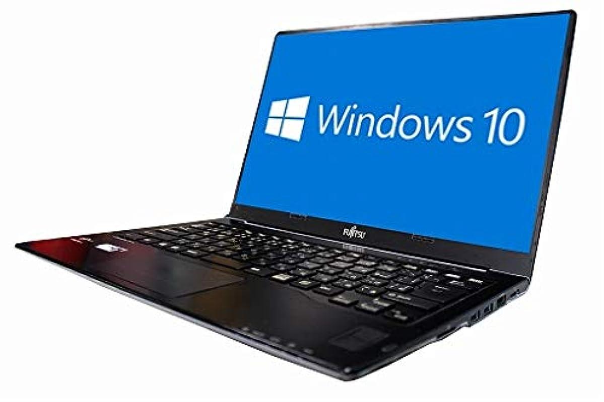 大腿確かめる枯れる中古 富士通 ノートパソコン FMV-LIFEBOOK U772/G Windows10 64bit搭載 webカメラ搭載 HDMI端子搭載 Core i5-3437U搭載 メモリー4GB搭載 HDD500GB搭載 W-LAN搭載
