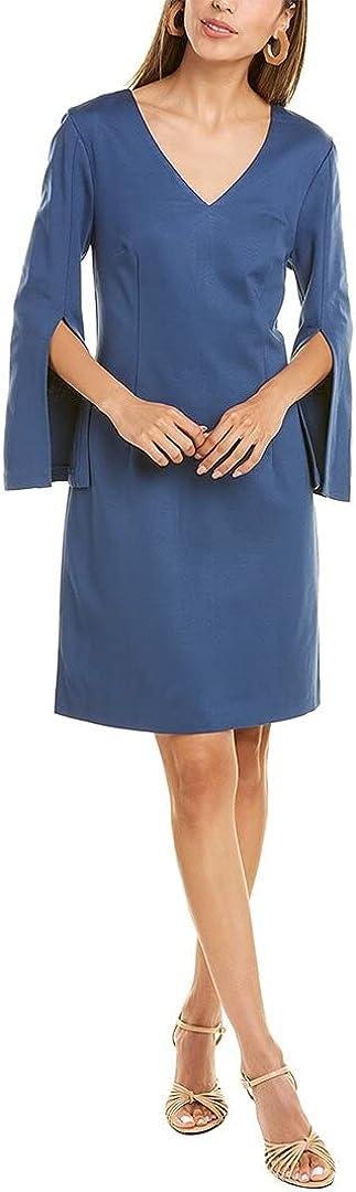 Trina Turk Women's Split Sleeve Dress