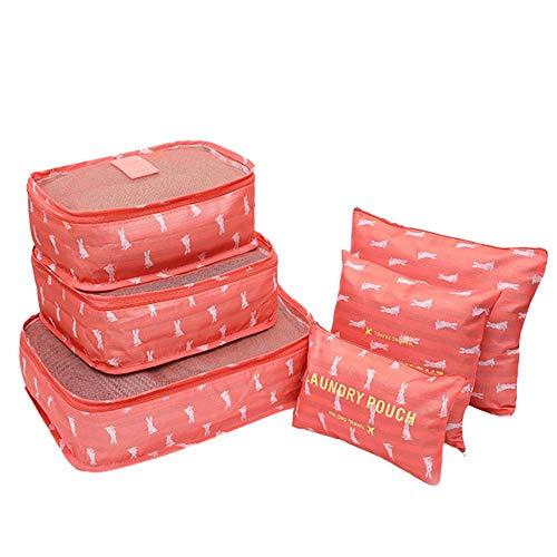 Demarkt Caja de almacenaje, cubo, bolsa organizadora para maletas.