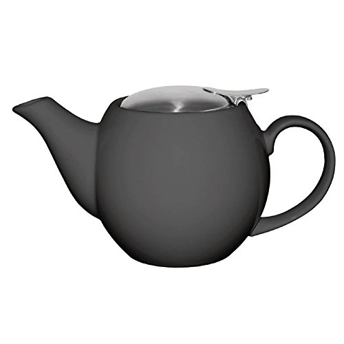 Olympia GM596 Cafe theepot, 510 ml, antraciet