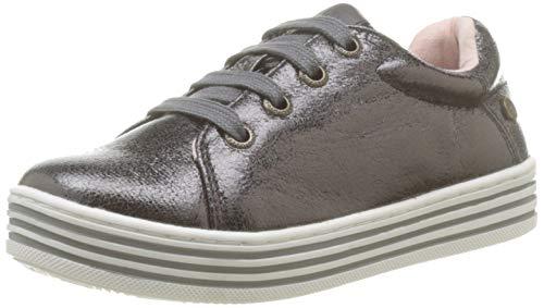 Gioseppo Mädchen Ilsenburg Sneakers, Silber Plomo, 29 EU