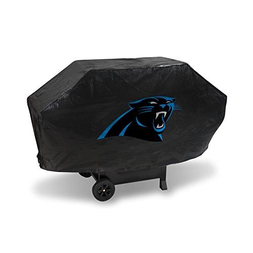 Rico Industries NFL Carolina Panthers Grillabdeckung, Vinyl, gepolstert