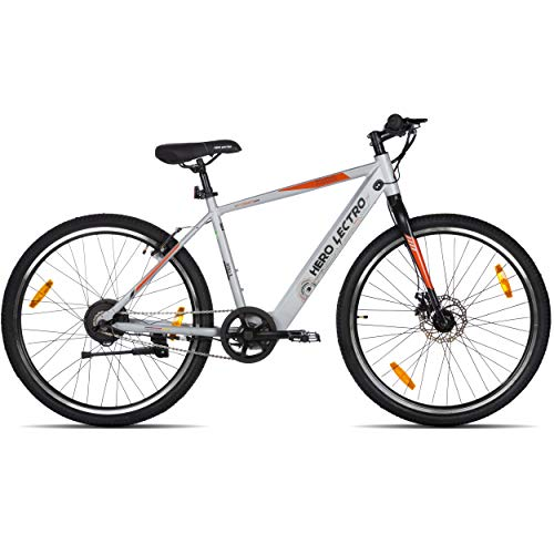 Lectro Kinza 27.5T SS Single Speed Electric Cycle - 18'...